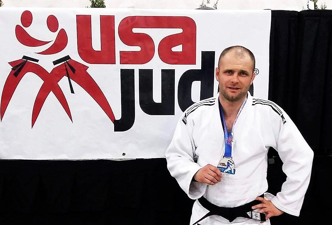 Ukrainian Jesuit took second place in Judo championship of USA