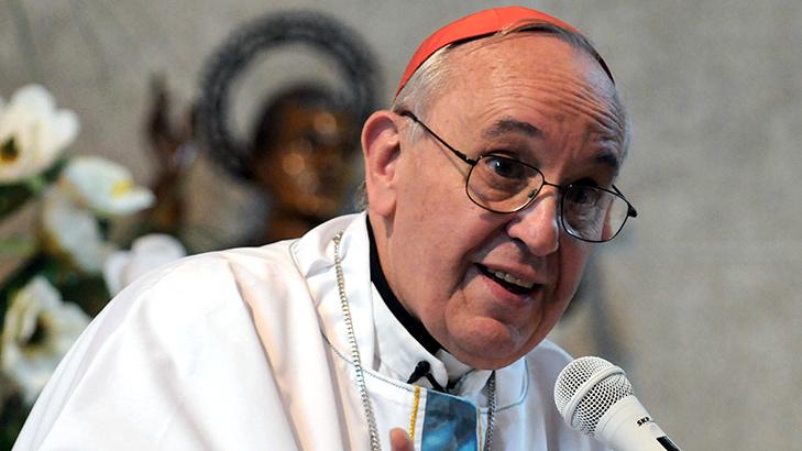 Папа, єзуїти, церква