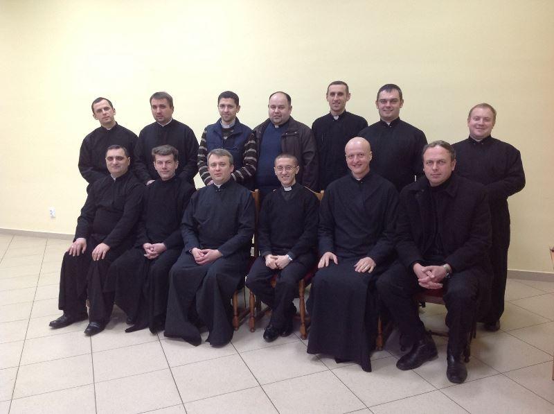 День духовної віднови у львівській семінарії