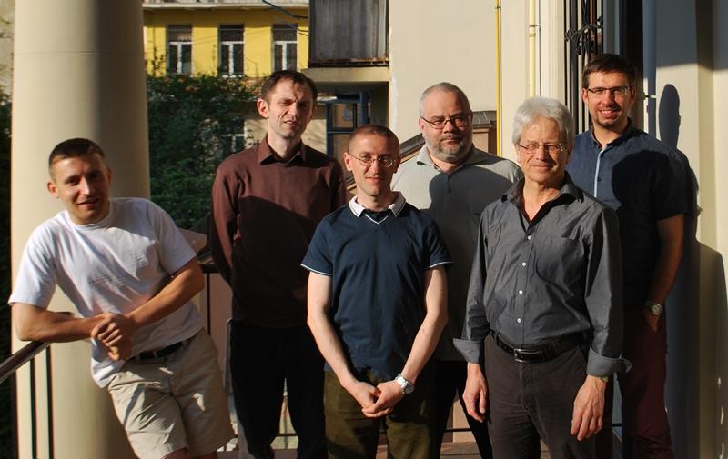 Зустріч молодих єзуїтів у Львові