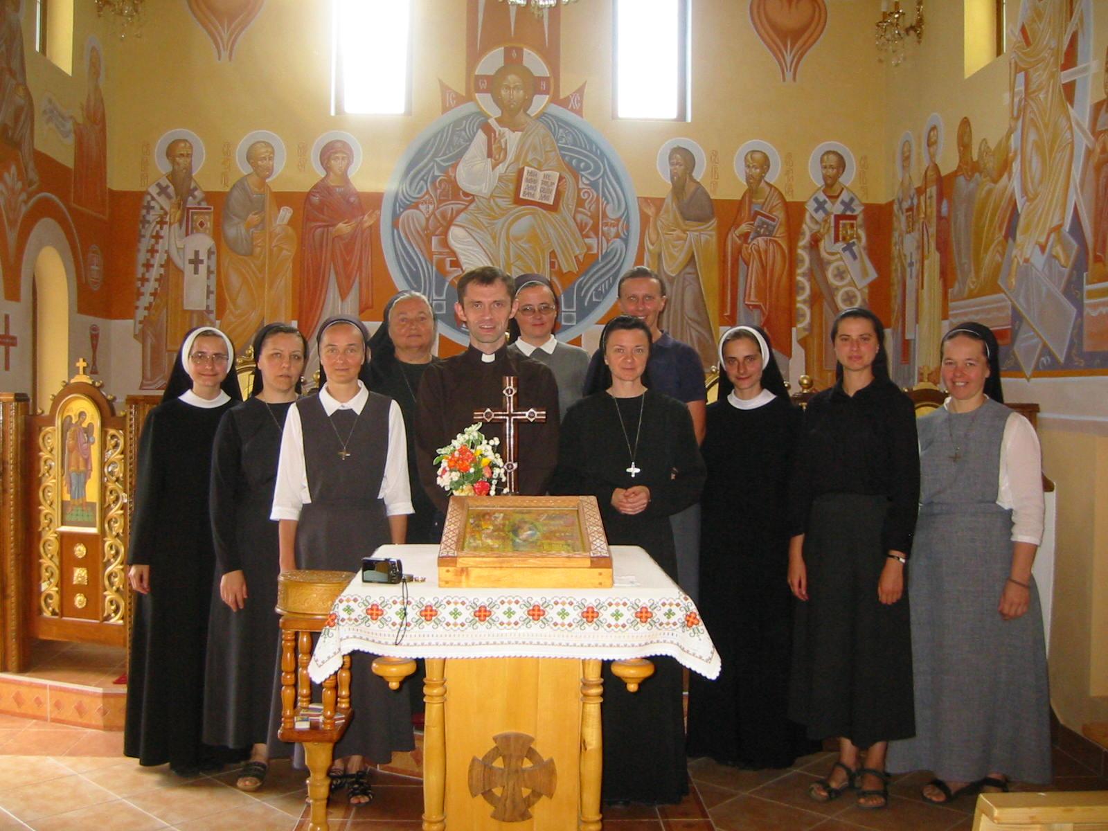Реколекції для сестер милосердя св. Вінкентія у Яремче