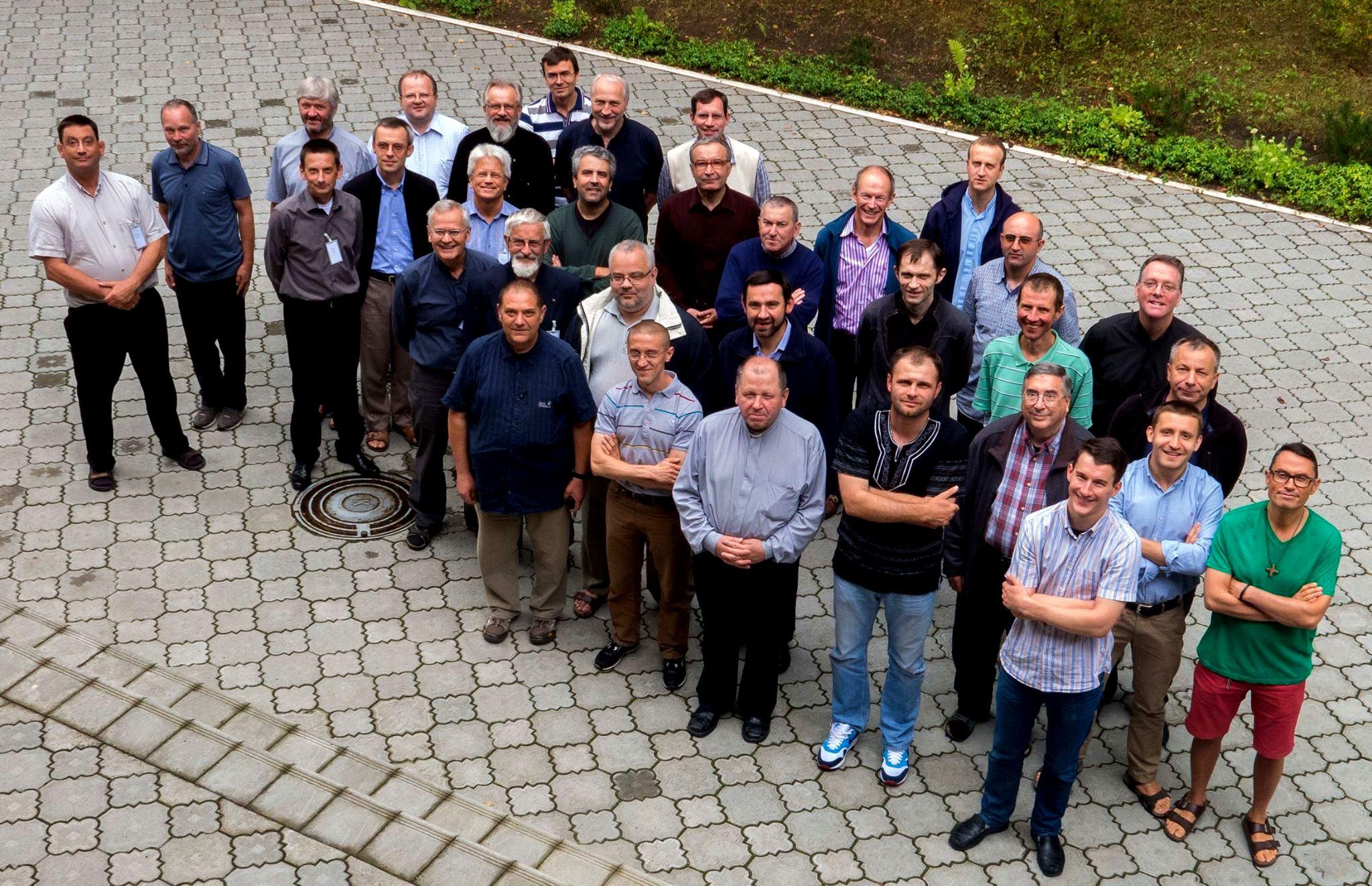 Зустріч єзуїтів в Брюховичах