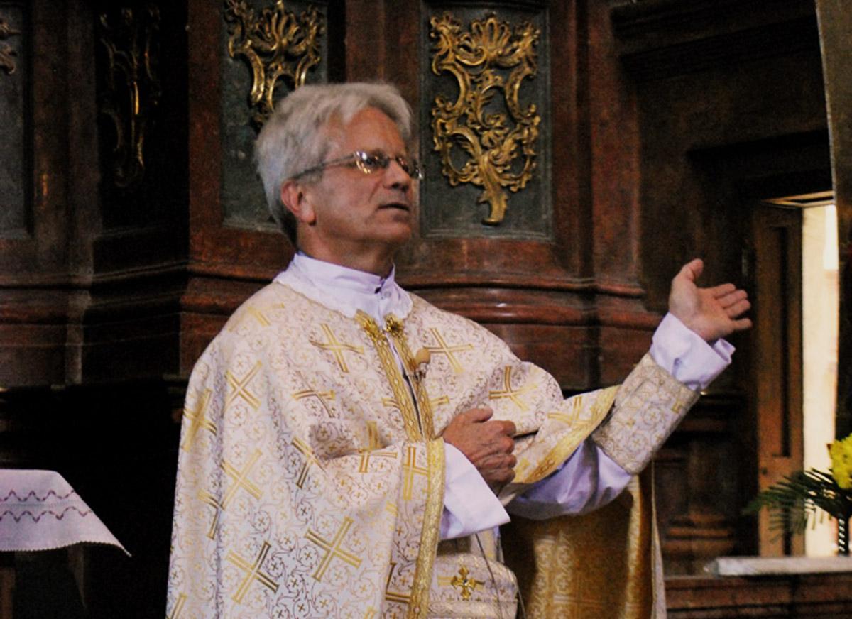 Новий ректор Папського східного інституту у Римі
