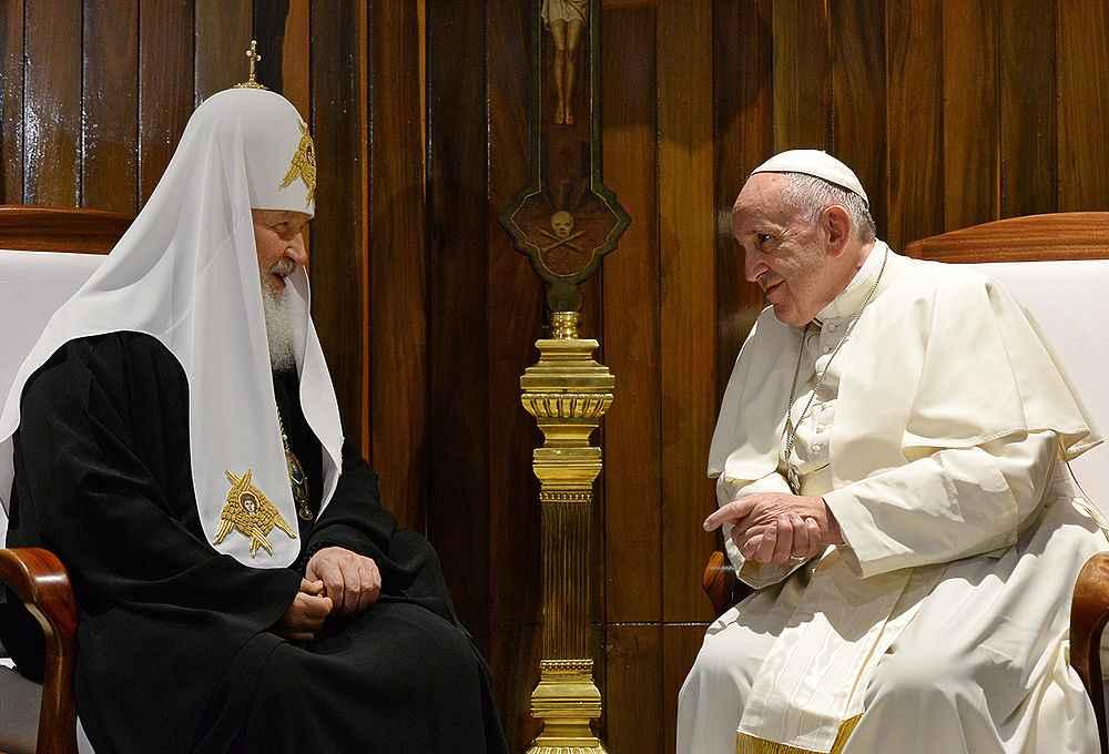 Папа і Патріарх: «дві години братніх розмов»