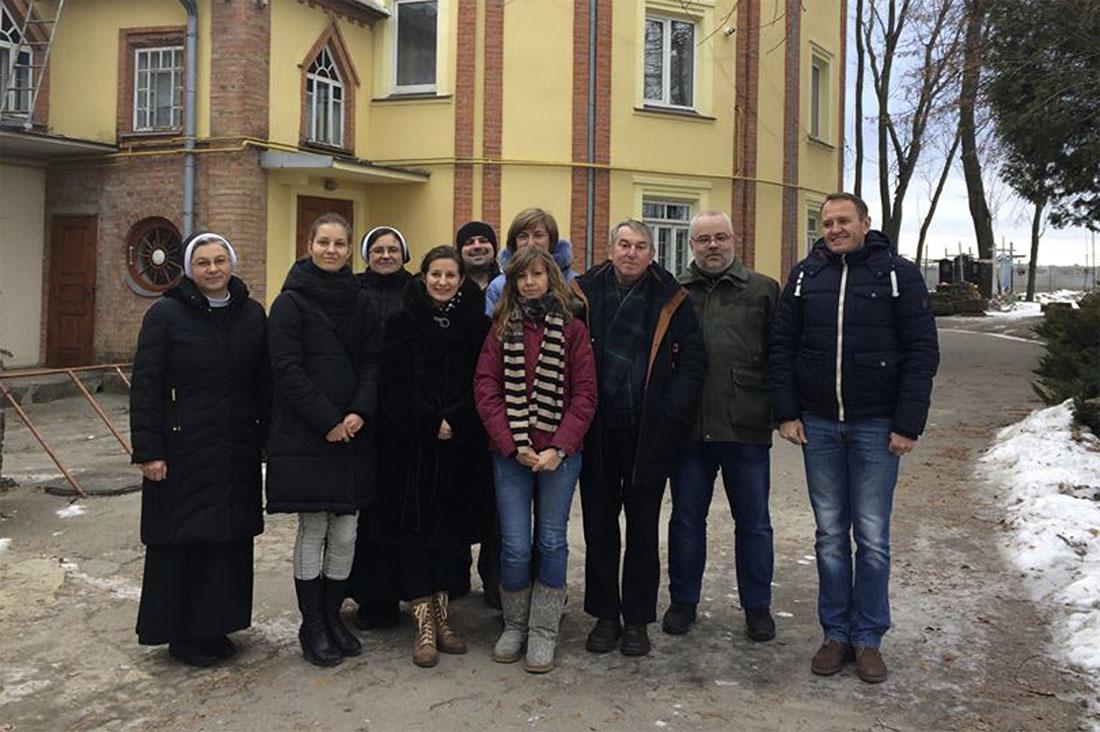 Новорічні реколекції у Хмельницькому