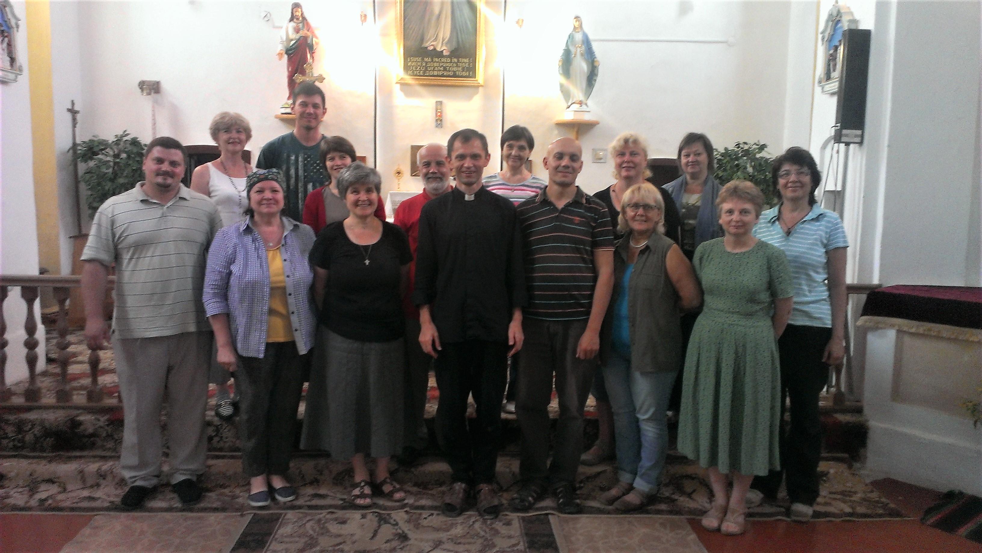 Духовні вправи в Молдові
