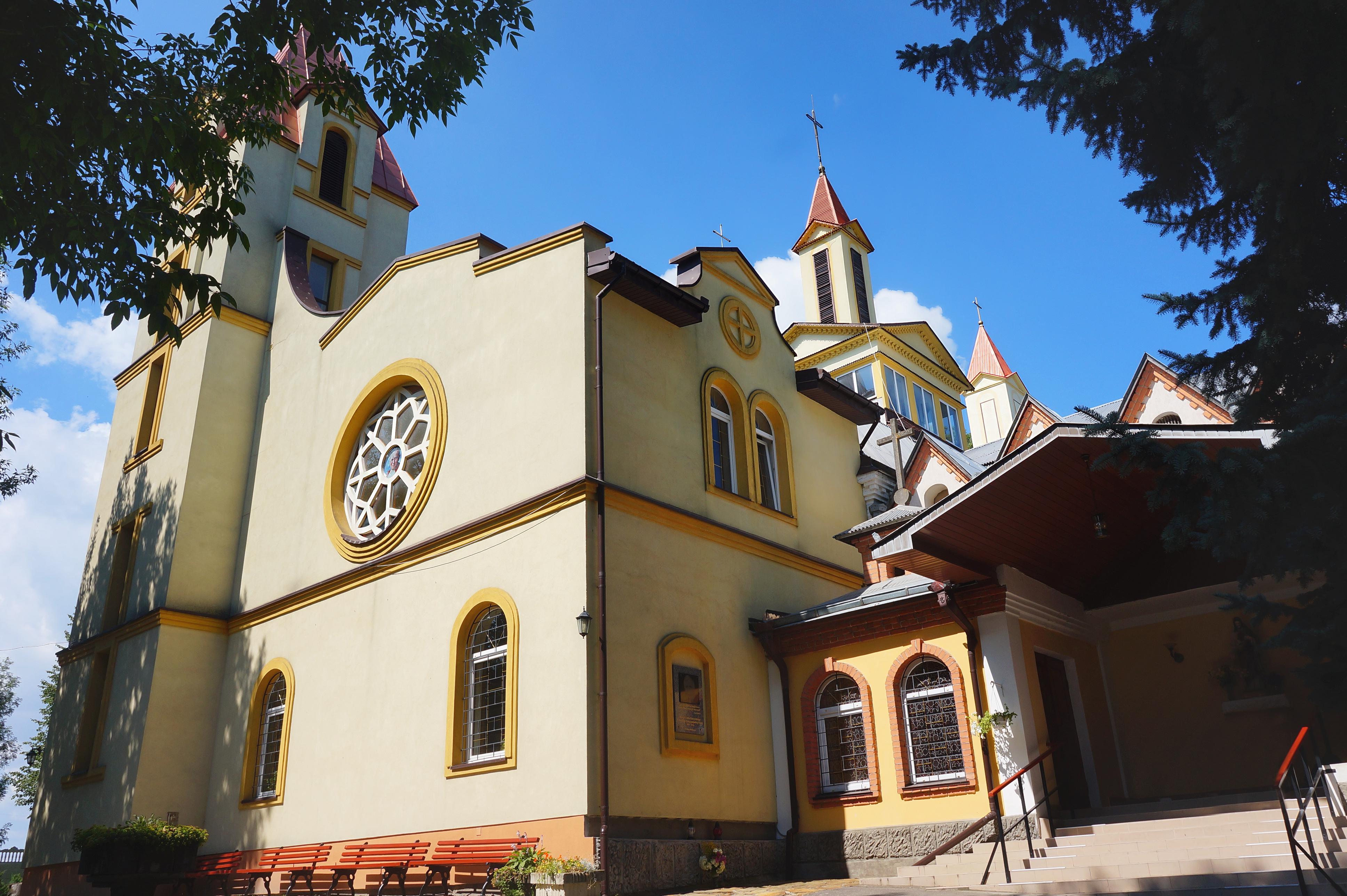 Зміна пароха у Хмельницькому